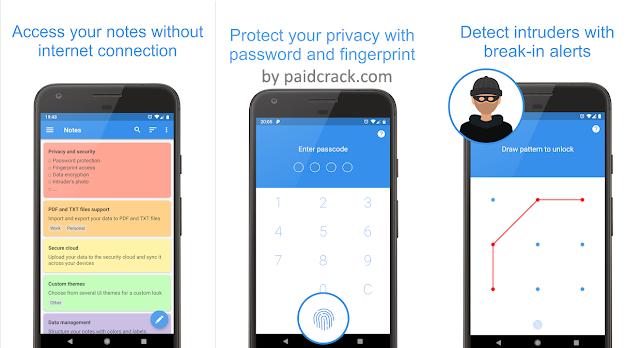 Private Notepad Premium Apk 5.7.1 [Latest Version]