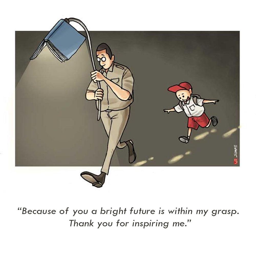 Gambar Kartu Ucapan Hari Guru Nasional Dalam Bahasa Inggris Dan Artinya