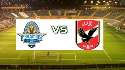 مباراة الأهلي وبيراميدز اليوم الخميس 06/02/2020 في الدوري المصري الممتاز