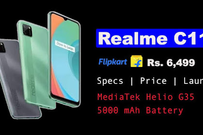 Realme C11 Success Selling Out On India