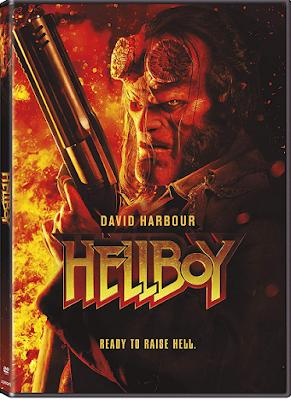 Hellboy [2019] [DVD R1] [Latino]
