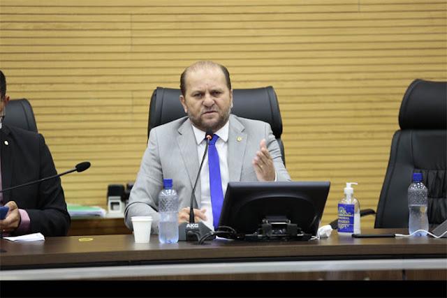 Cirone Deiró agradece governador Marcos Rocha por levar obras para Cacoal e Espigão