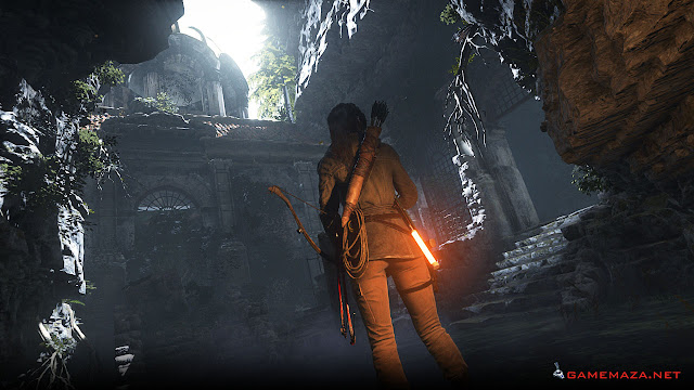 Rise Of The Tomb Raider Gameplay Screenshot 3