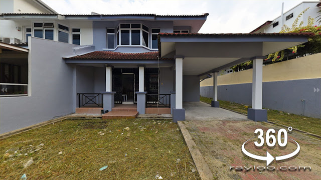 Solok Bukit Jambul Semi Detached House Raymond Loo 019-4107321