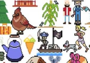 Color-Pixel-Art-Classic