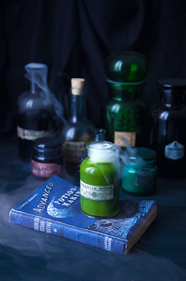 Recette Polynectar/Polyjuice potion  (Harry Potter)