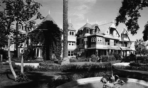 Mansión Winchester la casa más embrujada de Estados Unidos
