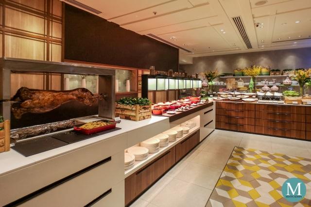 Ramadan Buffet at Shangri-La Hotel Kuala Lumpur