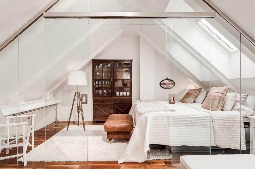 W bieli z nutką nowoczesności - wystrój wnętrz, wnętrza, urządzanie domu, dekoracje wnętrz, aranżacja wnętrz, inspiracje wnętrz, minty inspirations, dom i wnętrze, aranżacja mieszkania, modne wnętrza, białe wnętrza, styl nowoczesny, styl klasyczny, biała sypialnia, sypialnia, projekt sypialni