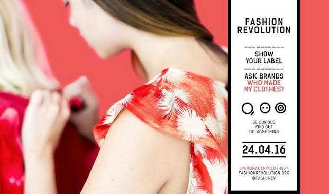Fashion Revolution | Alexandroupoli: Την Κυριακή σπάμε την αλυσίδα δουλείας στην βιομηχανία της μόδας