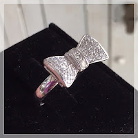 Jual Cincin Berlian Eropa Model Dasi