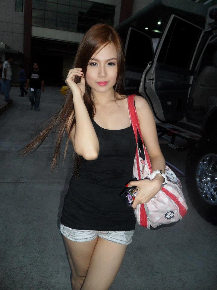 Filipinas Beauty Mestiza Filipina