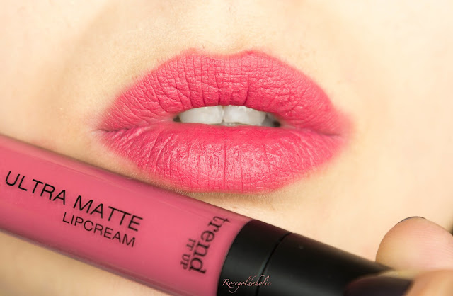 Trend it up Ultra Matte Lipcrem 050 Review