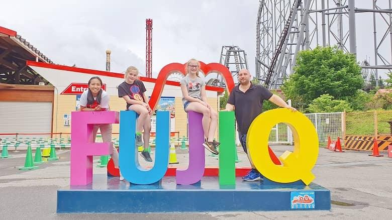 Fuji-Q Highland: Japan's World Famous Safest Theme Park