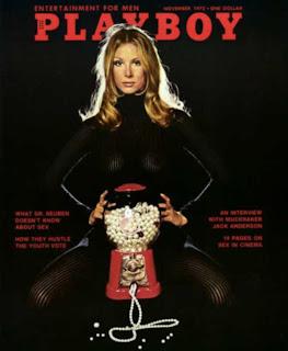 Playboy Magazine-april 2008-maria Kanellis