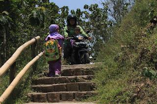 PAUD Lembah Sroyo, Temanggung, Jawa Tengah