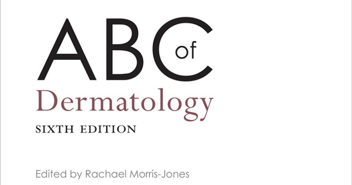 booksbests: ABC of Dermatology 6th Edition