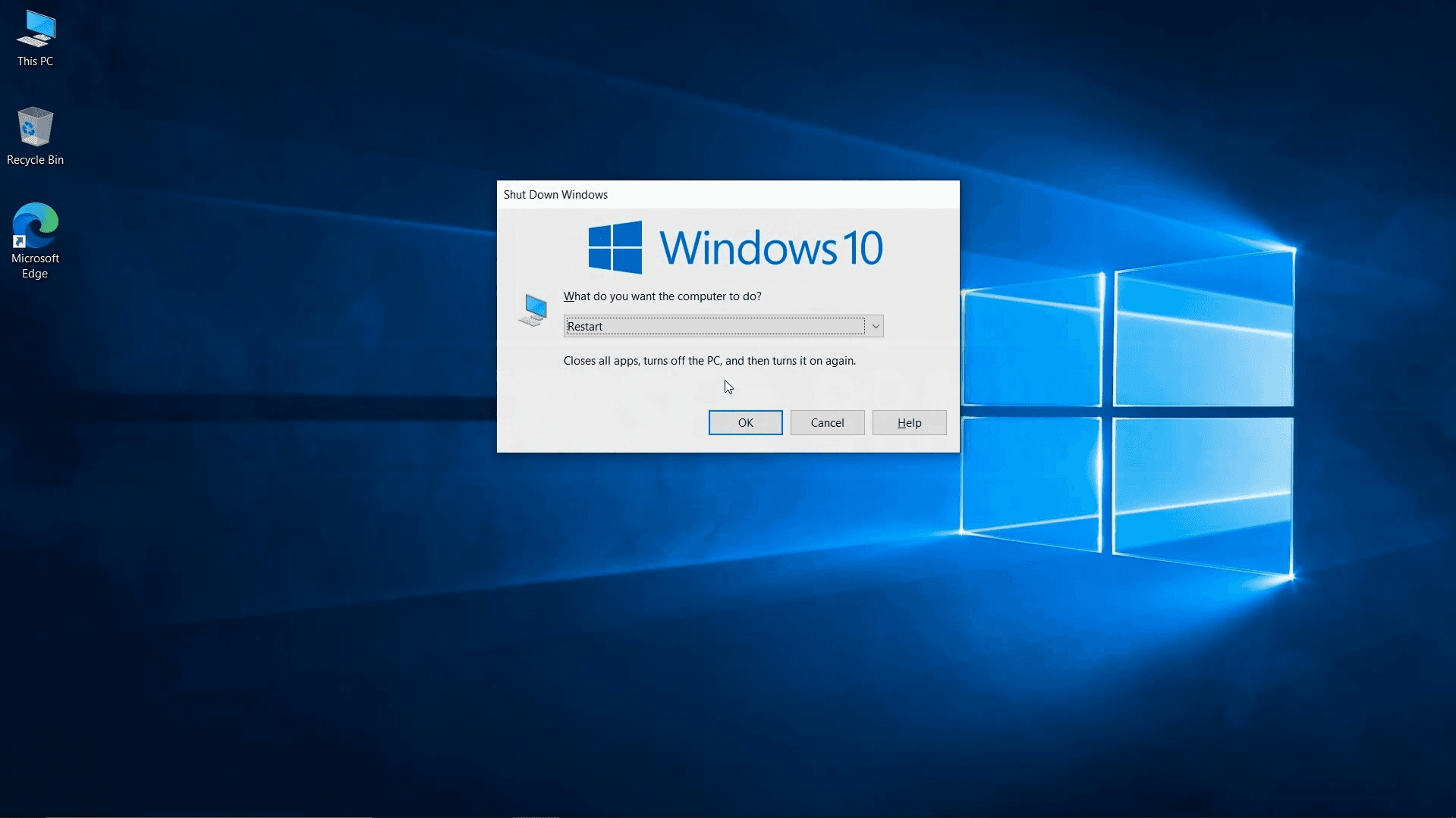 restart your system How Dual Boot Ubuntu