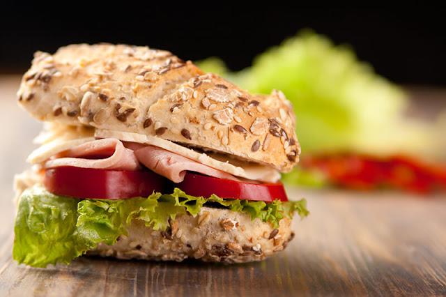 menu sarapan sehat sandwich (via http://www.gohealthclub.co.za)