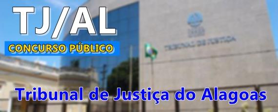 Apostila Tribunal de Justiça do Alagoas (Concurso TJ/AL 2018)