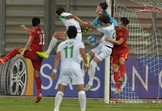 """Bị cầm hòa, U19 Iraq bất ngờ khẳng định đã """"nương chân"""" cho U19 Việt Nam"""