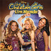 Encarte: The Cheetah Girls - Um Mundo (Uma Trilha Sonora Original Walt Disney Records)