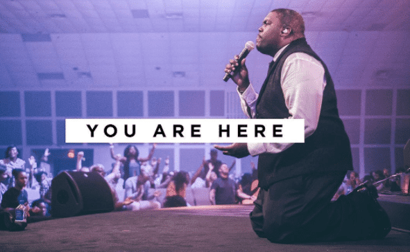Music:  You Are Here - William McDowell