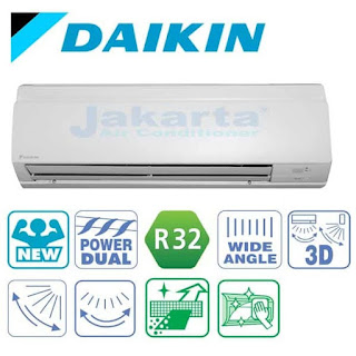 ac daikin deluxe series