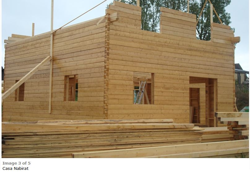 Constructii Case Din Lemn Constructii Case Din Lemn Semirotund
