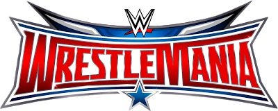 logo for WWE pay-per-view event WrestleMania 32