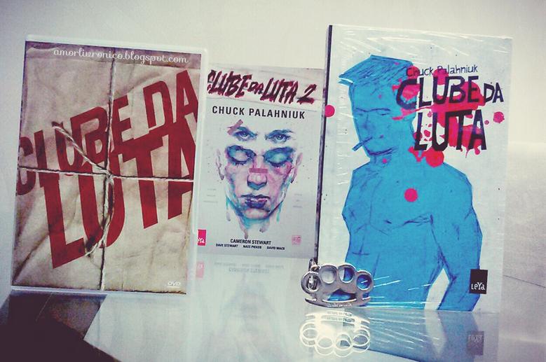 clube da luta, fight club, chuck palahniuk, dvd clube da luta