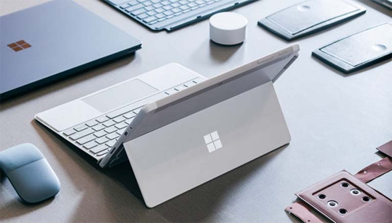 Microsoft Mengerjakan Surface Go Yang Ditingkatkan Dengan Intel Core m3