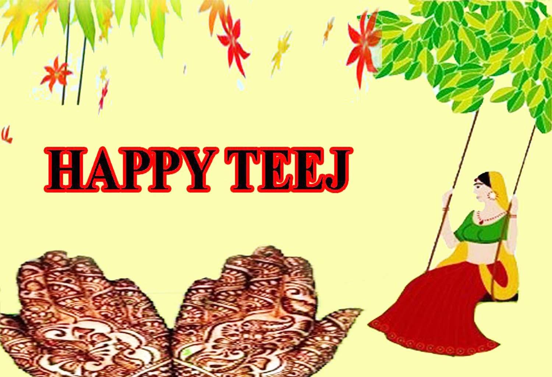 Teej pictures