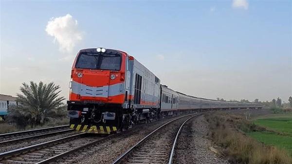 مواعيد القطارات المكيفة على خط القاهرة الإسكندرية والعكس