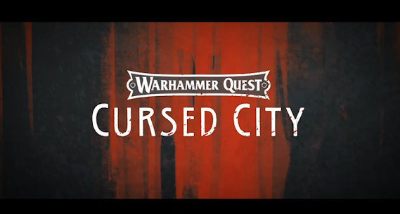 Warhammer Quest Cursed City