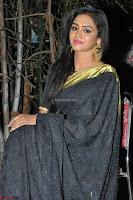Sowjanya in Black Saree ~  051.JPG