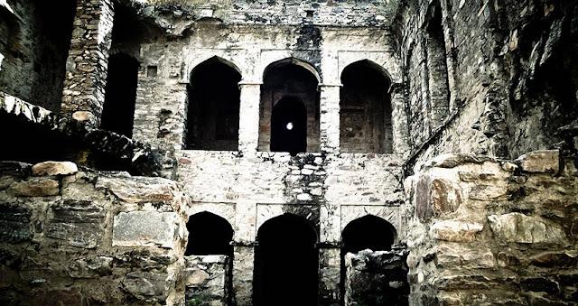 Bhangarh-Fort-Ajabgarh-Alwar-Rajasthan