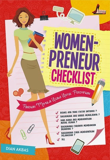 Womenpreneur Checklist, Stiletto Book
