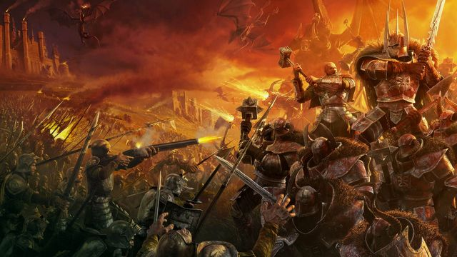 Total War: Warhammer looks set to be a fantasy fulfilled