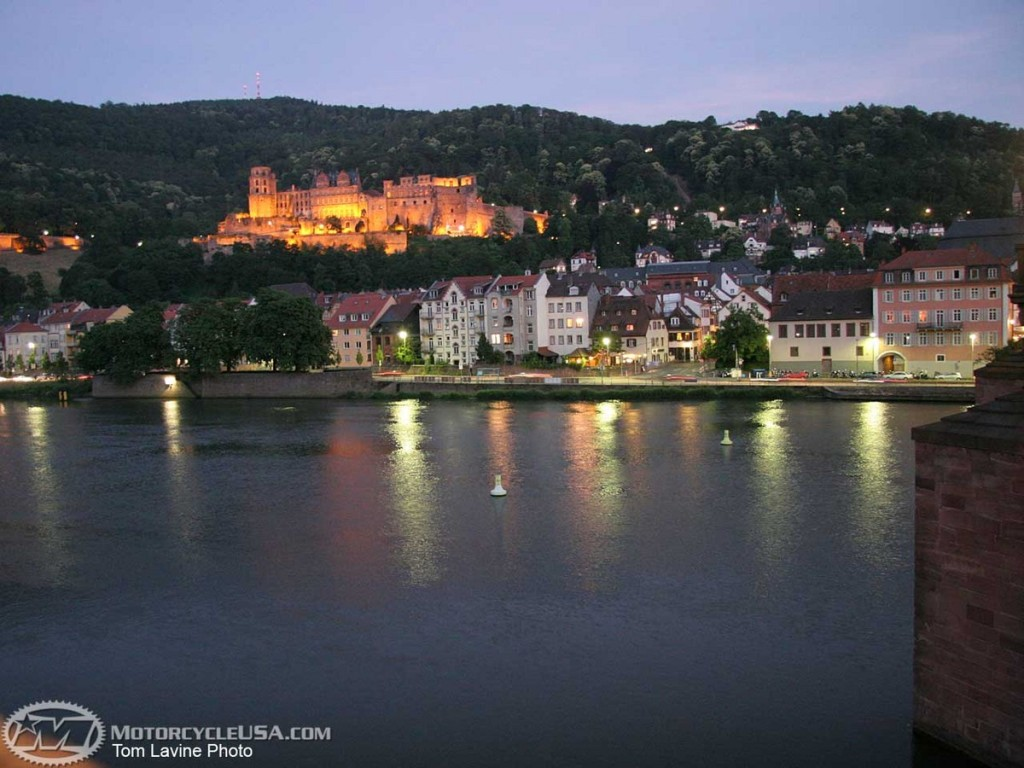 full picture: Heidelberg Germany