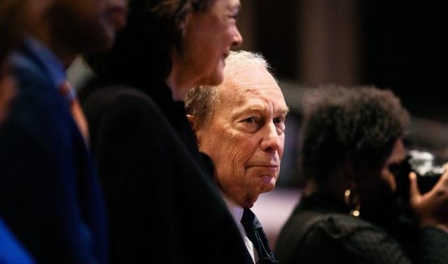 Bloomberg in gara per il presidente degli Stati Uniti