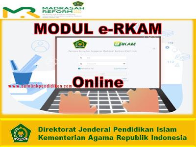 Modul Aplikasi e-RKAM