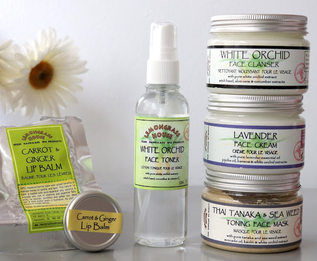 lemongrass house face products