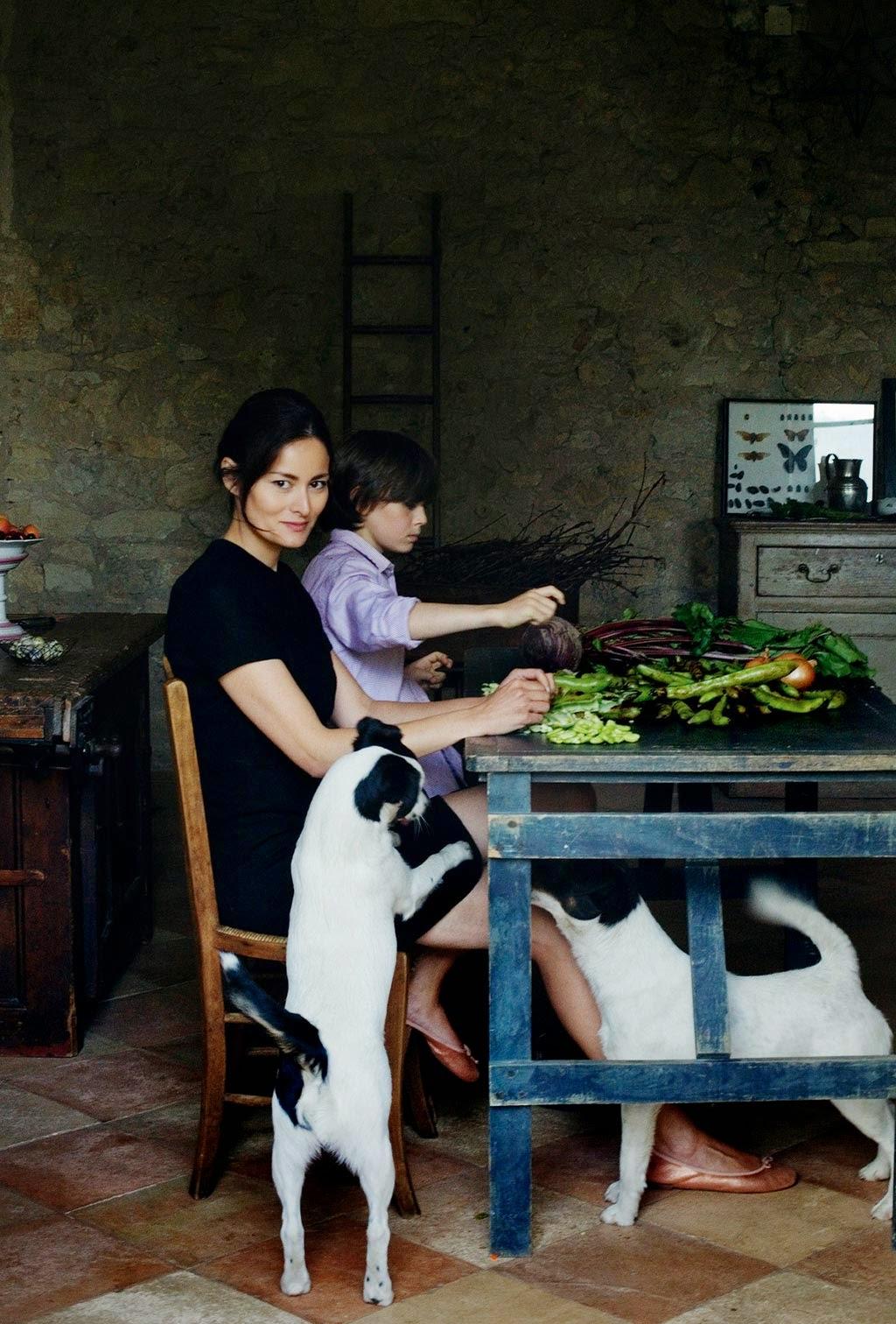 Home garden chez mimi thorisson for La table de mimi