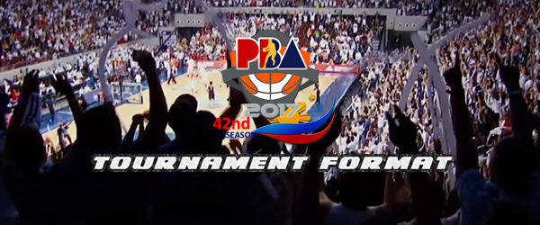 List of Tournament Formats: 2016-2017 PBA Philippine Cup