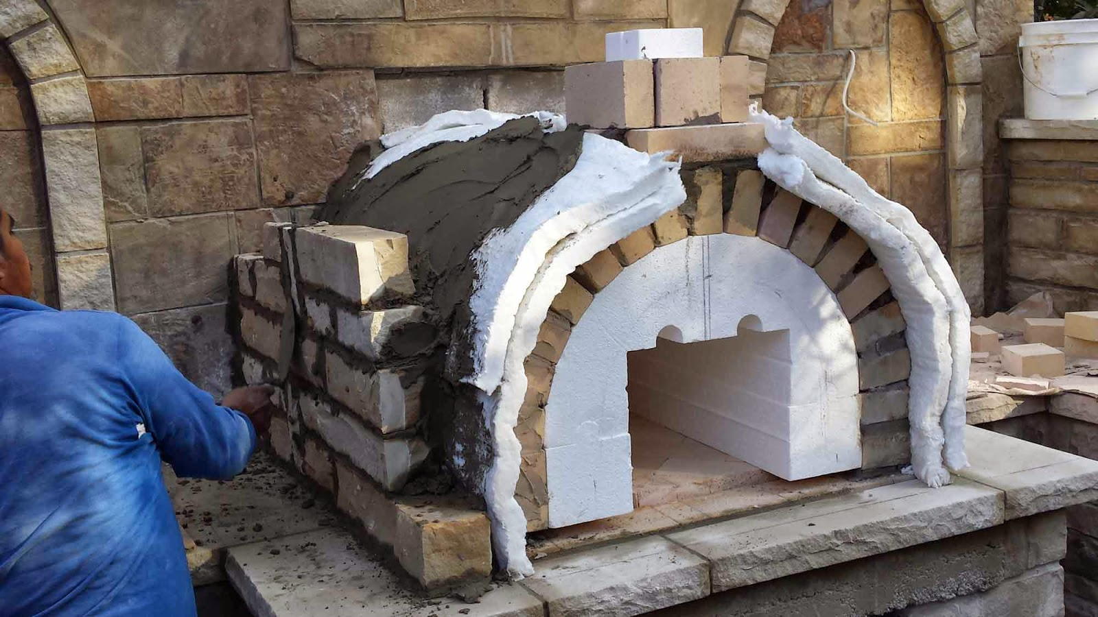 wood fired pizza oven plans diy crafting