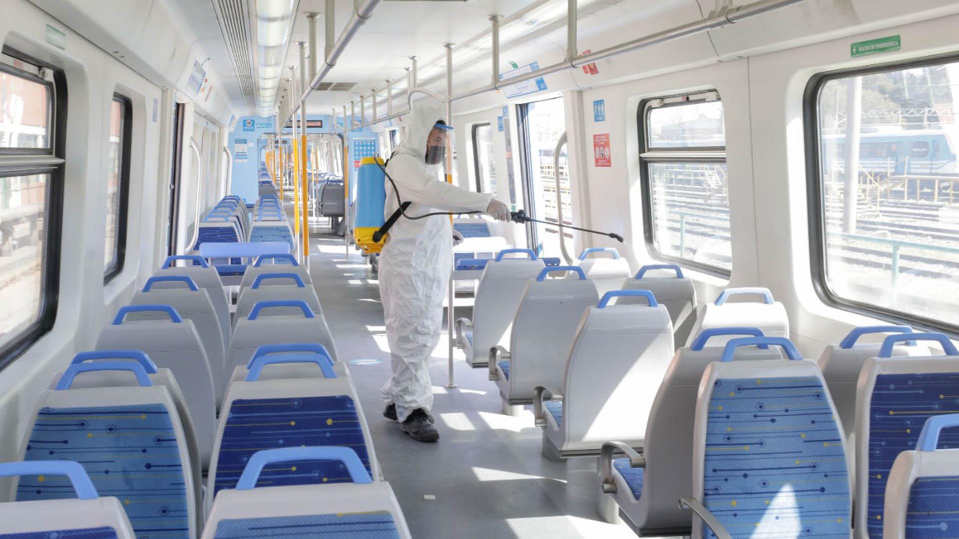 Coronavirus: Recomendaciones para reducir el riesgo de contagio al viajar en transporte público