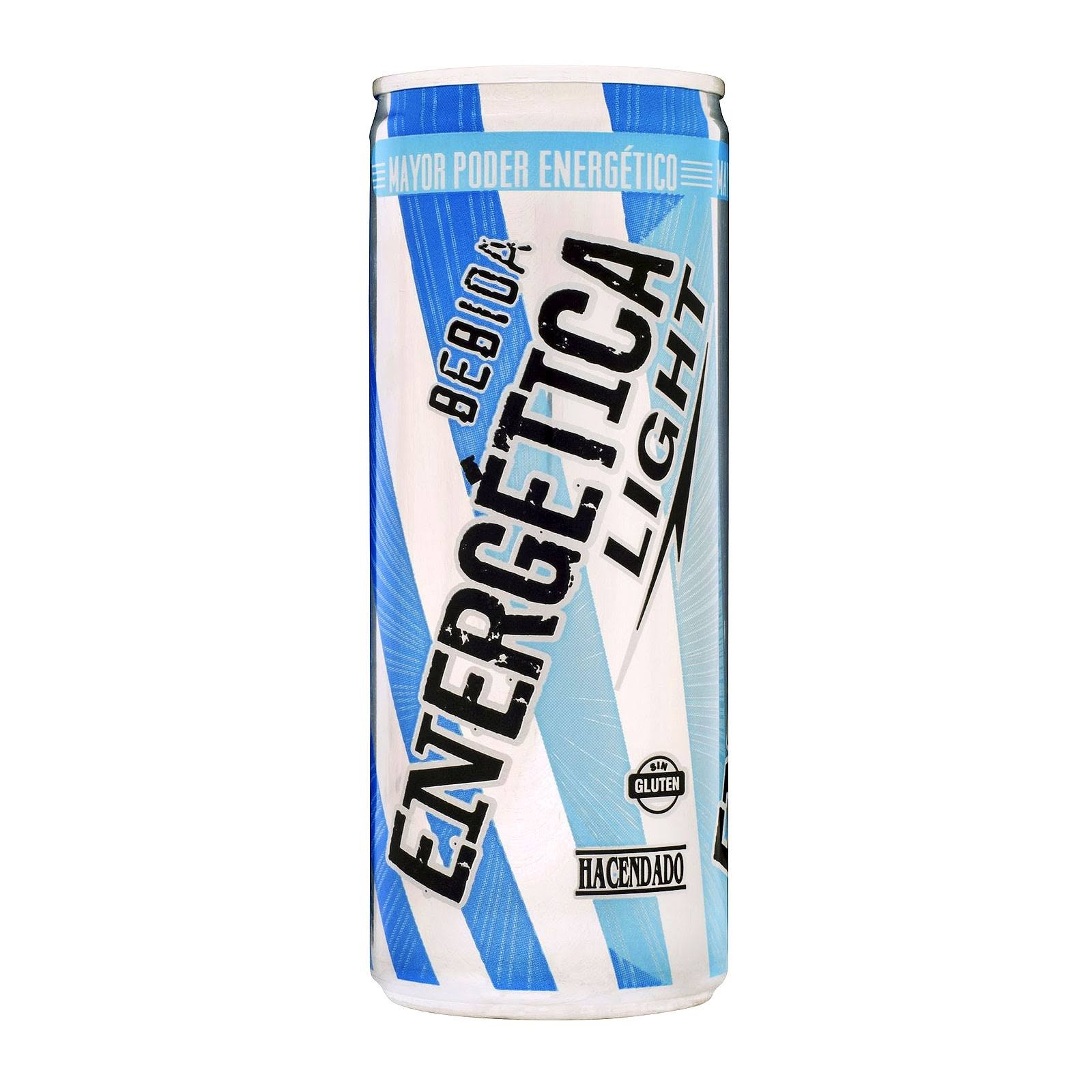 Bebida energética Energy Drink light Hacendado