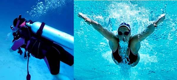 Sistema respiratorio - Adaptaciones fisiológicas (altitud, buceo, natación)