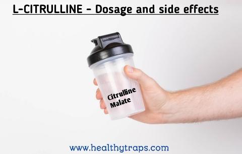 L-citrulline क्या है